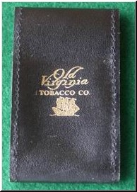 Old Virginia Tobacco Company Lighter Cases